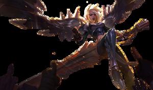 [League of Legends] Pentakill Kayle - RENDER