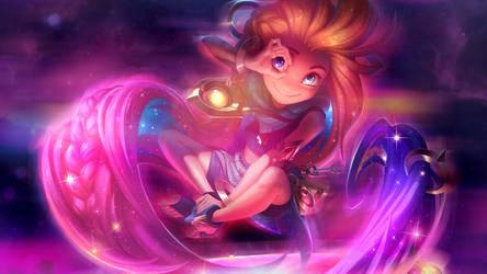 [League of Legends] Zoe - Wallpaper