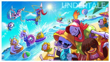 undertale_summer