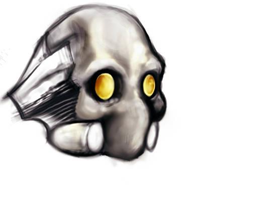 alien Concept Helmet