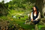 The Goat Shepherdess