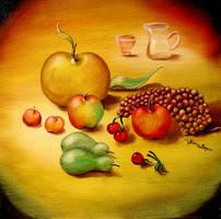 Nice Appels by sgarciaburgos