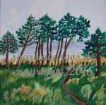Trees on Rugia
