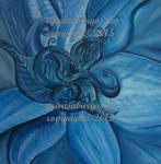 Blauer Lotos