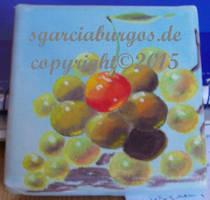 Cherries by sgarciaburgos