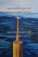 Seagull Moewe by sgarciaburgos