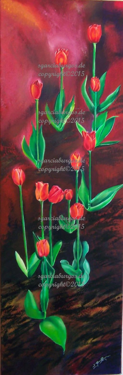Tulpen tulips by sgarciaburgos