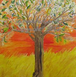 The Tree by sgarciaburgos