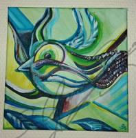 Vogel The bird by sgarciaburgos