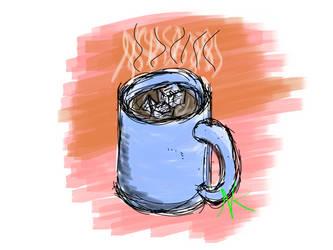 Daily Sketch - 12-13-15 - Holidays by Nekroskoma