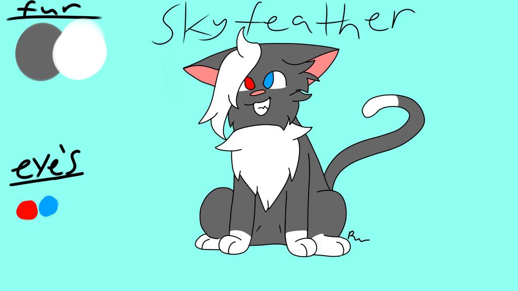 crappy Sky Ref by skyfeather0066