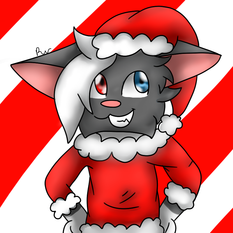 Christmas youtube profile pic by skyfeather0066