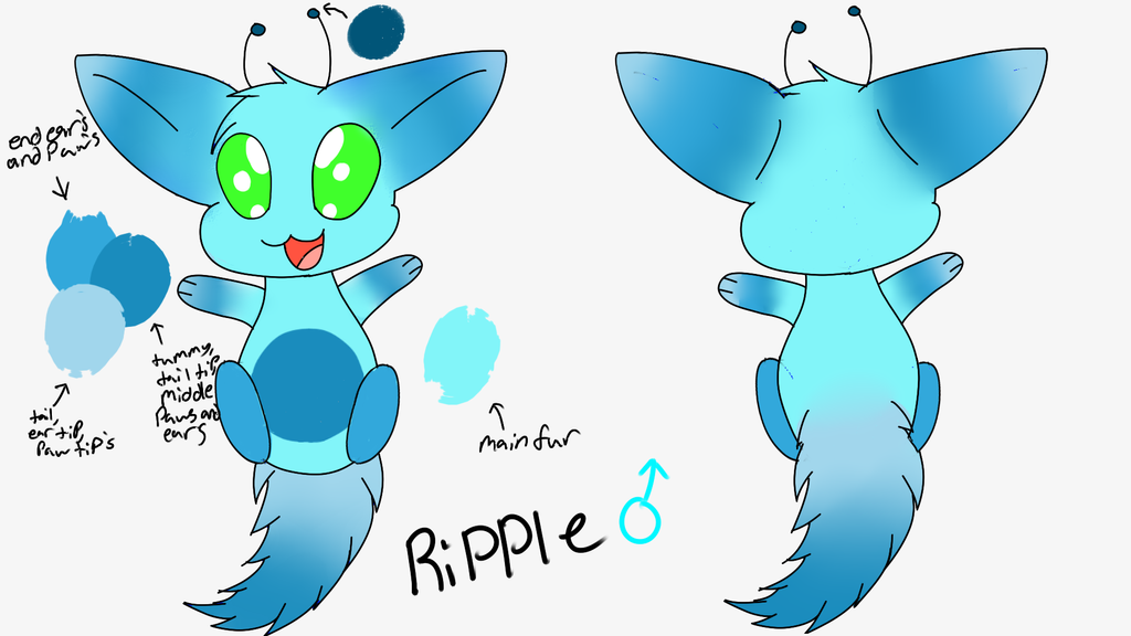 Ripple Ref by skyfeather0066