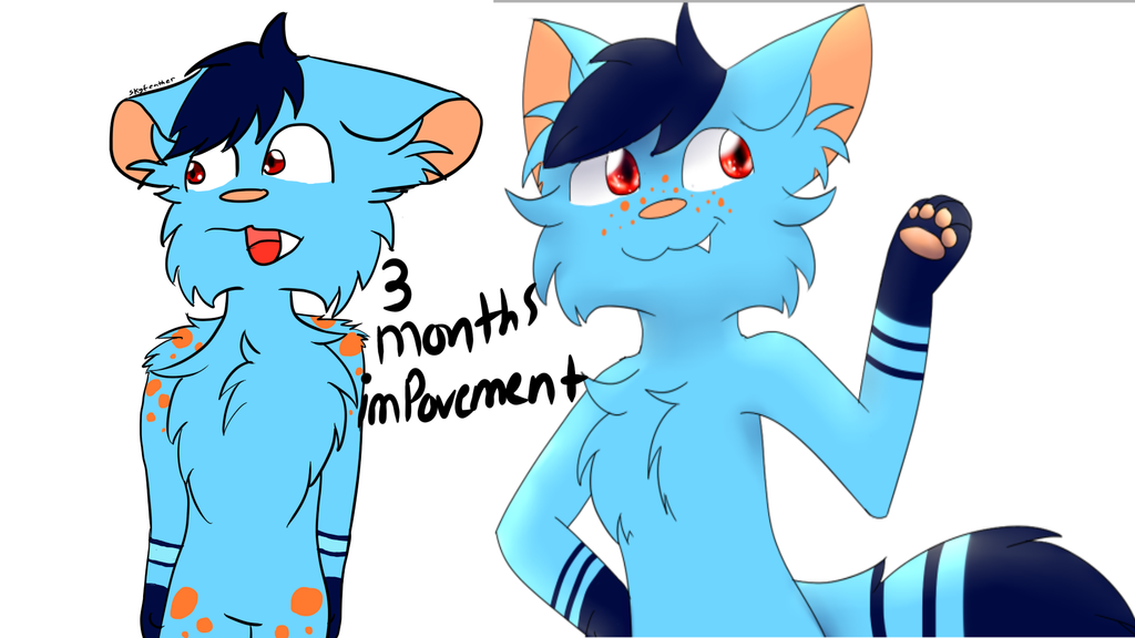 3 Months by skyfeather0066