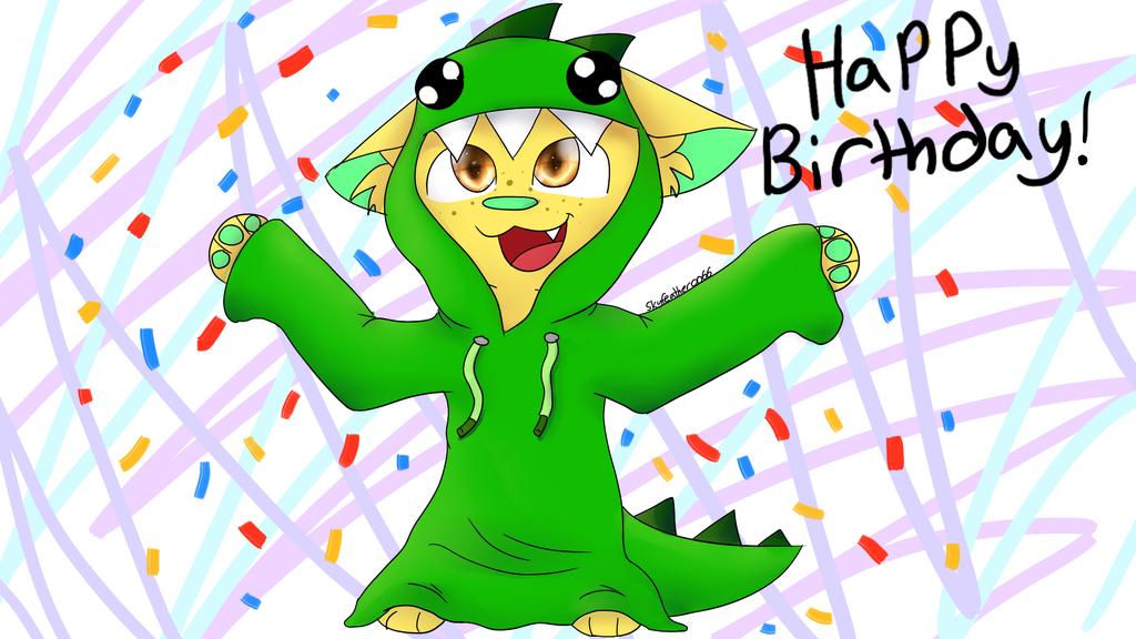 happy birthday! by skyfeather0066