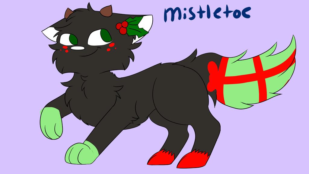 mistletoe by skyfeather0066