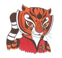 Master Tigress by ShadOBabe