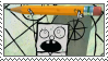 Doodlebob Stamp - Art is Power by ShadOBabe
