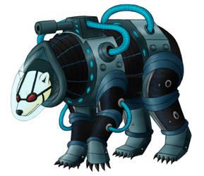 Gotham Animals: Mr. Freeze by ShadOBabe