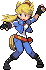 Pokemon OC Sprite - Trainer Kindle by ShadOBabe