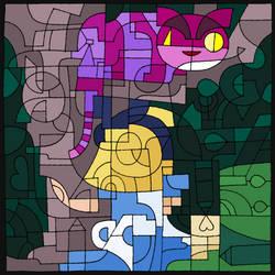 DeviantArt 16th Birthday - Alice in Wonderland