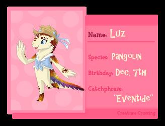 [Creature Crossing] Luz App by ShadOBabe