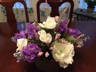 Floral Arrangement by ShadOBabe