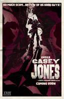 Nickelodeon TMNT: Casey Jones by TurtleTitan97