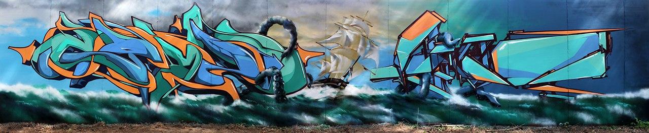 ocean by lik92gr