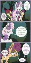 Moody Mark Crusaders 3: Honest Apple Bloom