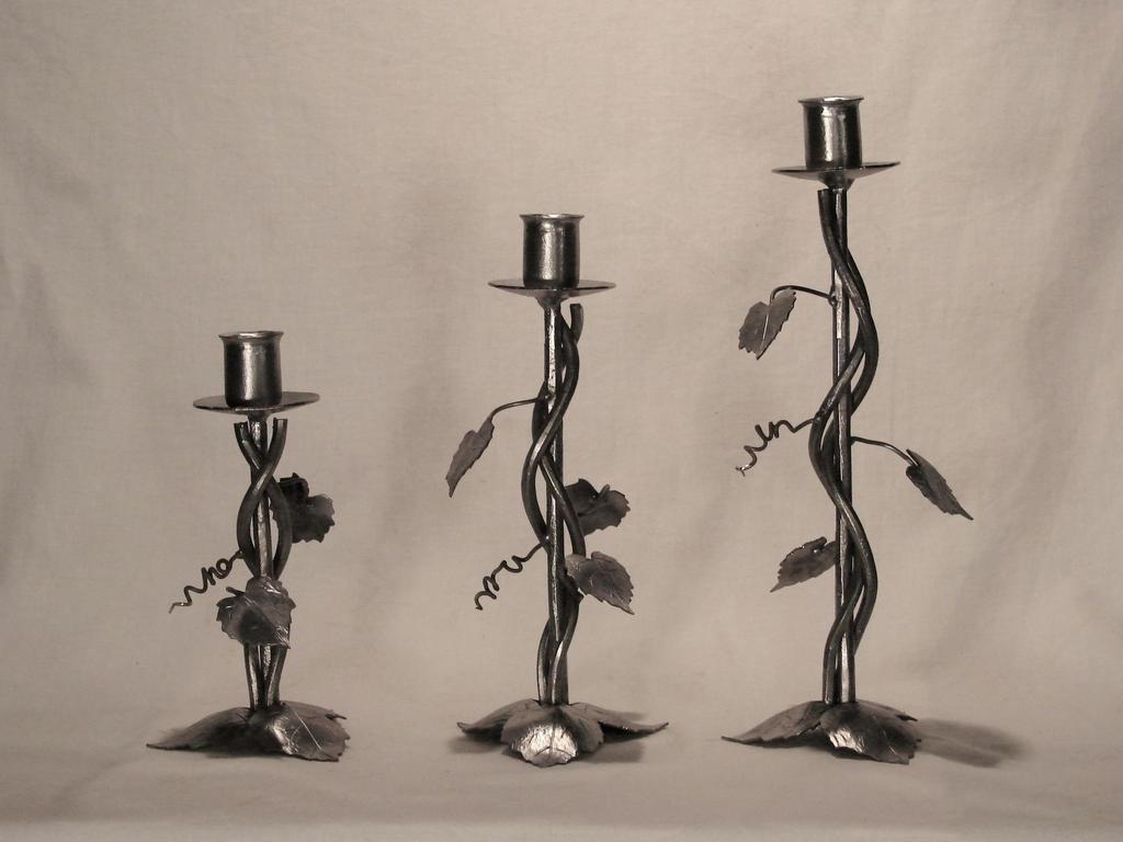 Vine Candlesticks by StutleyConstable