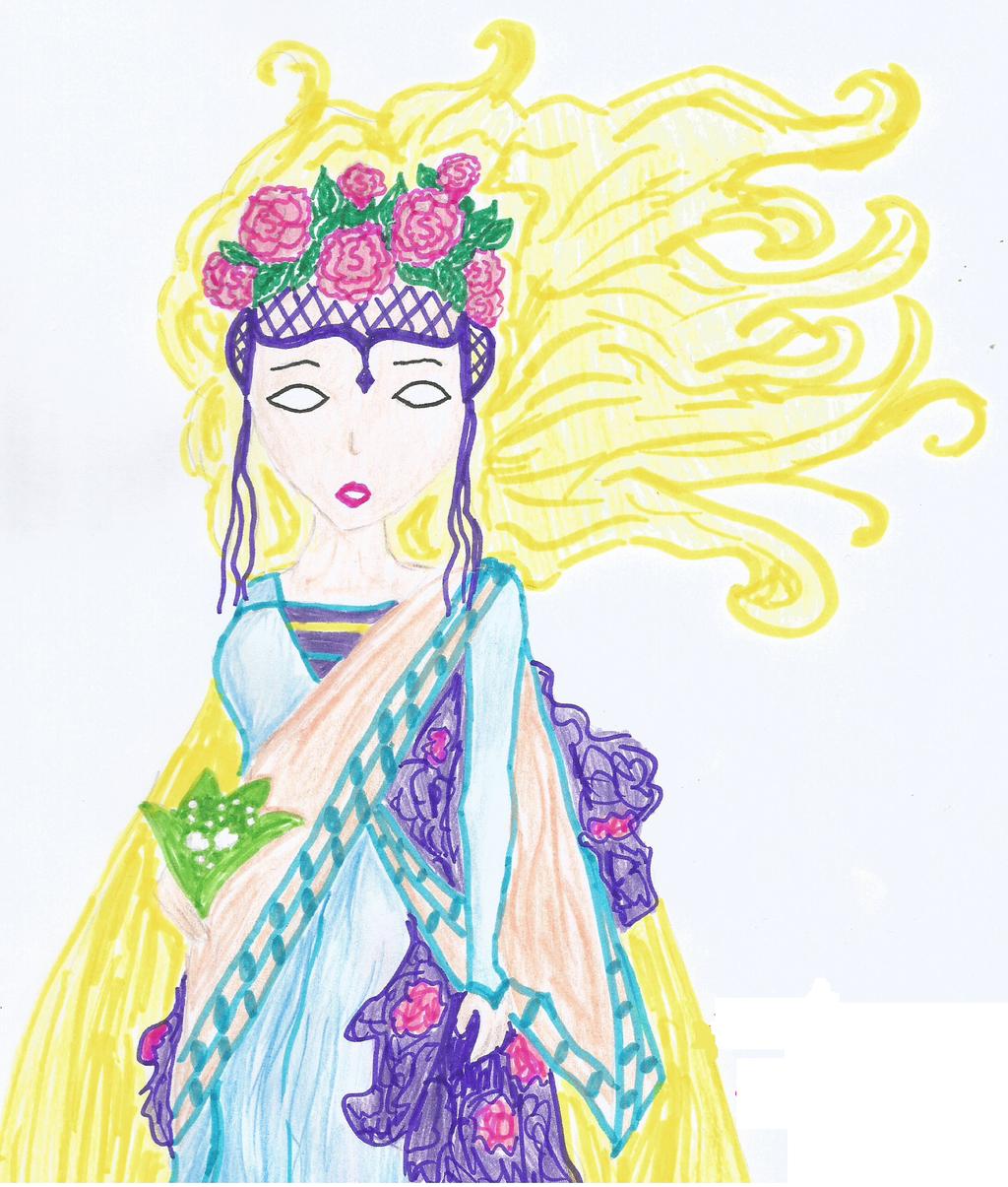 Lady Spring by LivreRose