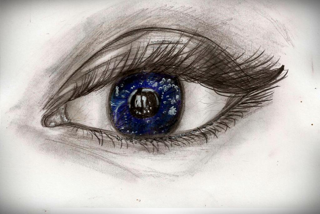 Eye by LivreRose