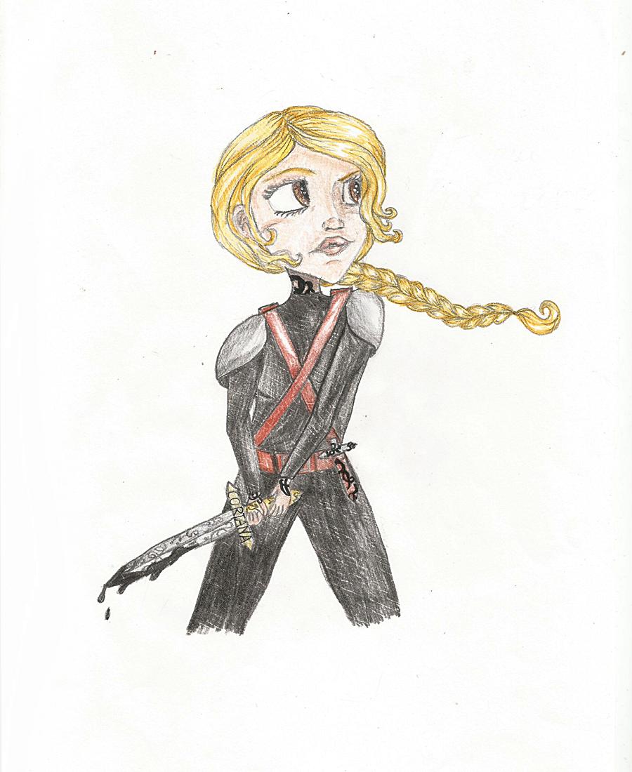Emma Carstairs by LivreRose