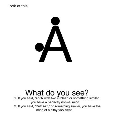 dirty mind test dirty mind test