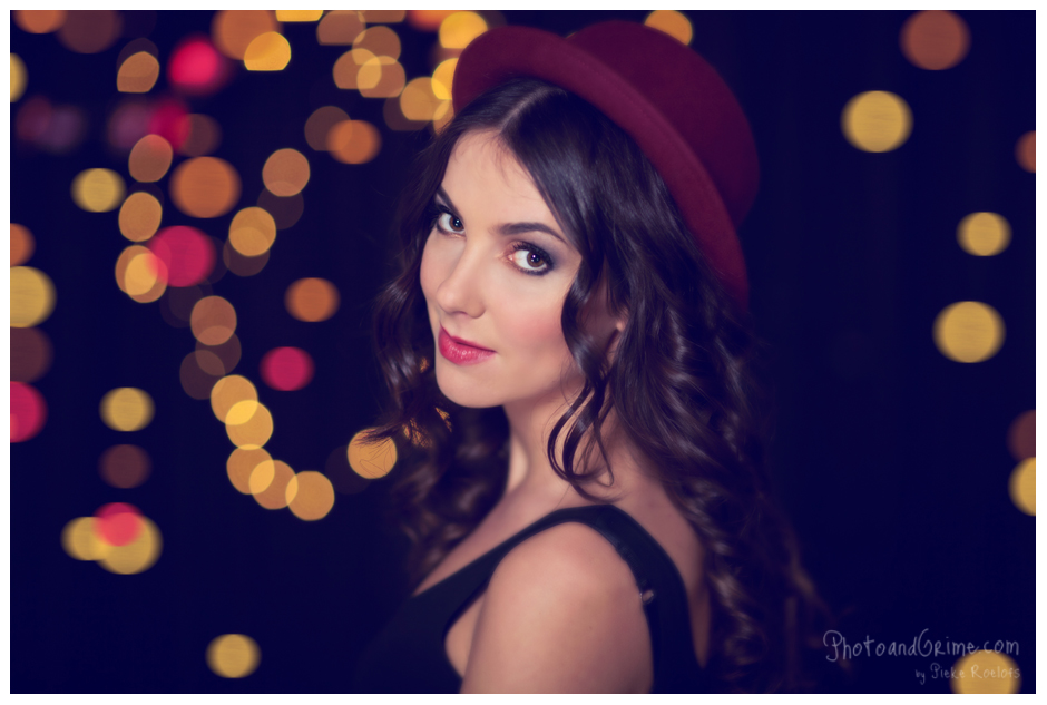 Sandy Dane bokeh make-up tutorial by Keizie