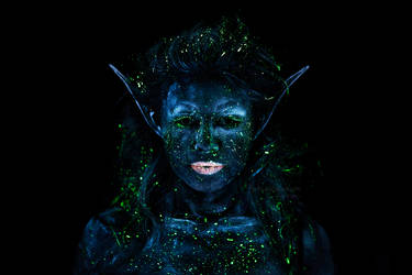 Night Elf by Keizie