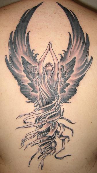 Tatuaż Anioł Na Plecach Strona 1 Vitalia