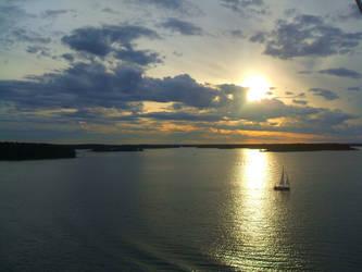 goodbye Sweden by aerlene