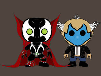 pops I wish funko would make!!! Spawn by Kphgraphics