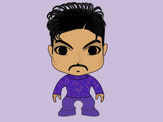 pops I wish funko would make!!! prince by Kphgraphics