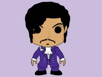 pops I wish funko would make!!! prince purple rain by Kphgraphics