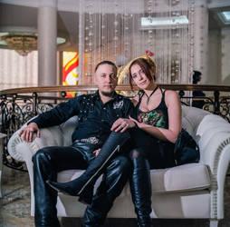Eddie and Julia