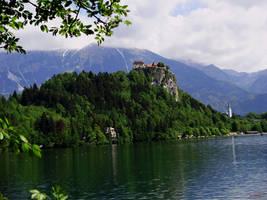 Dvorac Bled by animatorV
