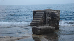 Sea stairways