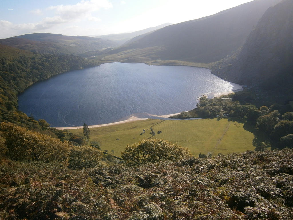 Lough Tay by animatorV