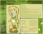 Fauna the Mystic :: Ref Sheet