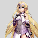 Jeanne of arc Fate Grand order