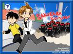 Eyeshield 21 Shin and Sakuraba
