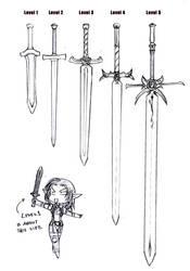 Weapon design